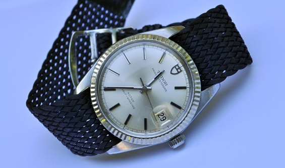 Tudor Oysterdate from 1971.