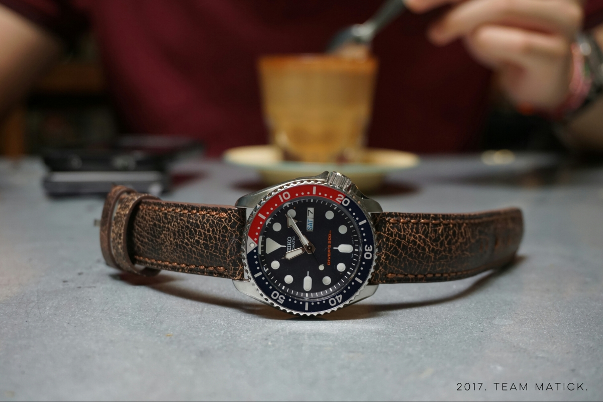 #StrapsMakethWatch - A Quick Look at Straps From Clockwork Synergy