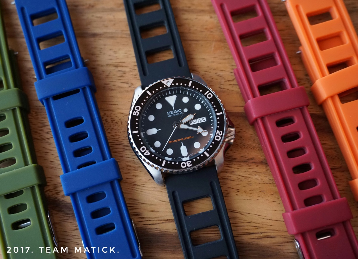 #StrapsMakethWatch - A Quick Look at Straps From Straposphere