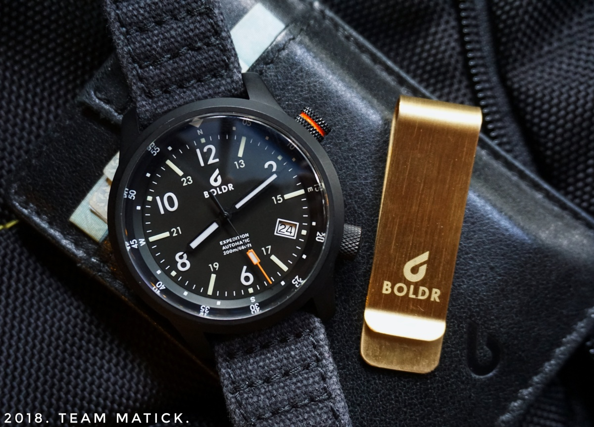 #LookCloser - BOLDR Supply Co Expedition - Long Term Wear Report