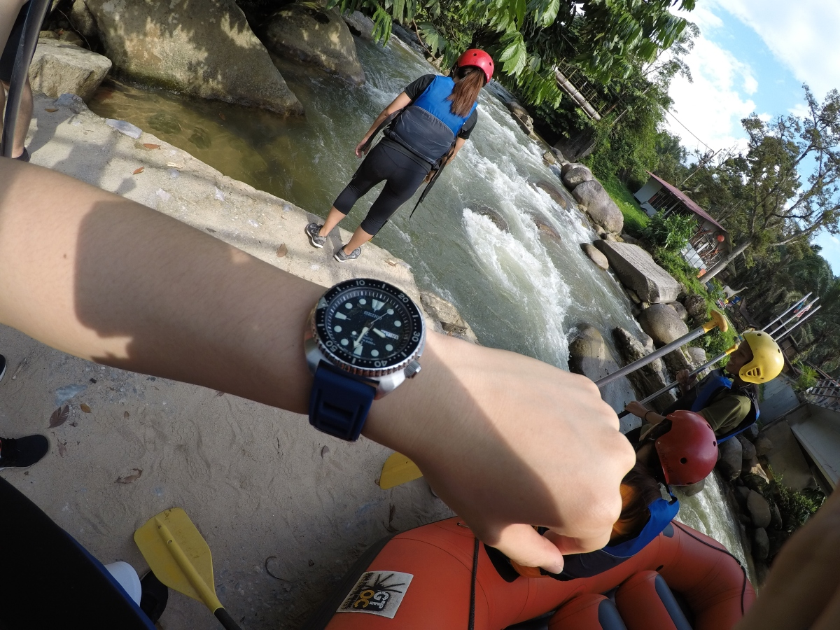 #FieldNotes - Whitewater Rafting - Fresh Eyes, Blue Skies