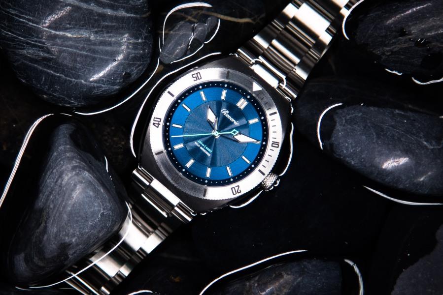 Rocks - Blue